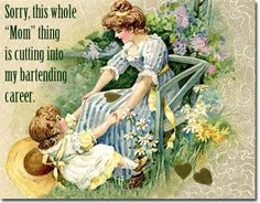 Retro Mother's Day   We found these vintage Mother's Day cards, proving that times may ...