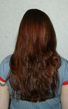 Light Mountain Bright Red Henna Hair Dye Review Pictures