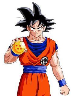 I got GOKU! Which Dragon Ball Z Character Are You?: