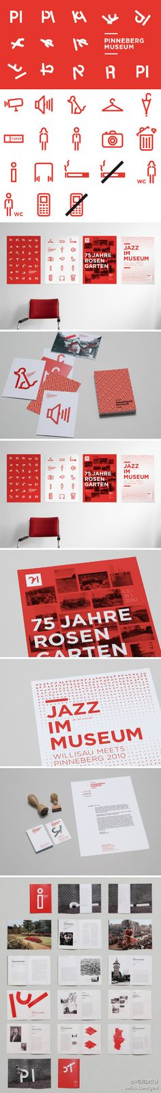Pinneberg 博物馆视觉设计欣赏