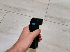 Arduino Laser Infrared Thermometer : 7 Steps (with Pictures) - Instructables