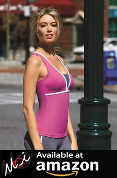 Look your best, even when you're sweating it up at the gym, with this two-piece Moi activewear set. It boasts a two-tone tank with contrast V-neck combined with coordinating pants.  http://www.amazon.com/s/ref=w_bl_sl_s_ap_web_7141123011?ie=UTF8&node=7141123011&field-brandtextbin=MOI+APPAREL @amazonfashion