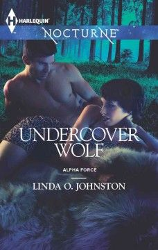 Undercover Wolf (BOOK)--P.I. Quinn Parran's mission is simple: to join Alpha Force, a unique military team of shape-shifters, and use their new elixir to enhance his shape-shifting abilities. With the aid of Sergeant Kristine Norwood, each shifting experiment sparks something more volatile than any challenge he's ever encountered: a primal passion. And when Quinn's brother vanishes on his honeymoon and is suspected of murder, Quinn must join forces with Kristine to investigate.