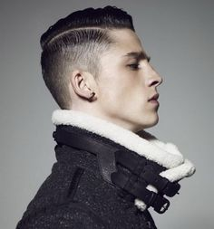 Trendy Hairstyle For Men