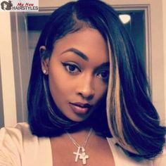 The best argument in favor of trying out weaves is that they allow you to finally have the hairstyle you've always wanted, independently of how short, long, curly, straight or textured your hair is! Click to find 55 sensational weave styles!