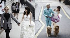 "Key and Yagi Arisa's Wedding Photos for ""We Got Married Global Edition"" Revealed"