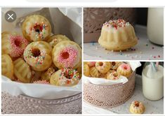 Doughnut, Drinks, Desserts, Wedding, Food, Wedding Cake Cupcakes, Dessert Ideas, Organising Tips, Kuchen
