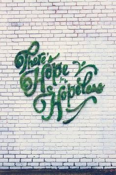 """Living graffiti"" by Hayli Alyce #typography #streetart"