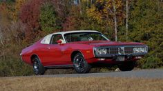1973 Dodge Charger SE Brougham presented as Lot S156 at Kissimmee, FL