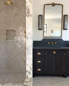 Bathroom Renos, Laundry In Bathroom, Master Bathroom, Bathroom Ideas, Bathroom Inspo, Basement Bathroom, Bathroom Designs, Bathroom Design Inspiration, Bathroom Interior Design