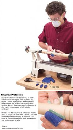 Fingertip Protection