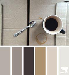 { coffee tones } image via: @diana_lovring