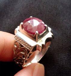 Silber Ring aus Afghanistan / Iran