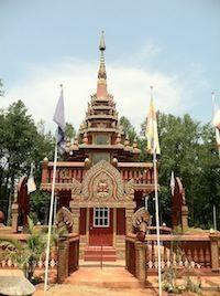 Wat Sao Sokh San - Underground