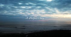 I want to know a perfect day – Jane // Michigan
