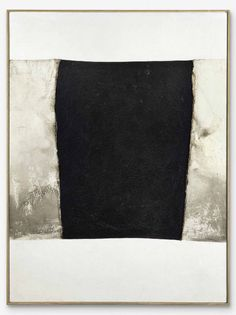 Alberto Burri #burri #art #bw