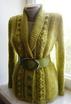 Long Sweaters, Sweaters For Women, Men Sweater, Knit Cardigan, Knit Dress, Knit Fashion, Womens Fashion, Crochet Cable, Blazers For Women