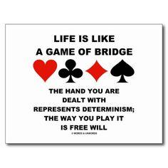 how to play military bridge card game