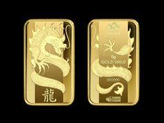 Box of 25 X Pamp Lunar Dragon 5 Gram Gold Bars | goldankauf-haeger.de