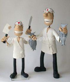 Funny Sculptures - Tridimensional Cartoons - UOL Fotoblog