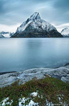 The Pyramid. Lofoten, Norway