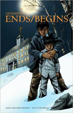 7 generations : ends/begins v. by David Alexander Robertson ; illustrated by Scott B. Aboriginal Education, Indigenous Education, Storyboard, Indian Residential Schools, Teaching History, Teaching Resources, Teaching Ideas, Books For Teens, Teen Books