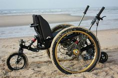 Mountain Trike>>> See it. Believe it. Do it. Watch thousands of spinal cord injury videos at SPINALpedia.com