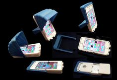 The EyeShield is a Revolutionary Sun-Blocking iPhone Case #phonecases trendhunter.com