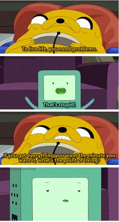 """19 Times """"Adventure Time"""" Really Wanted To Make You Cry"""