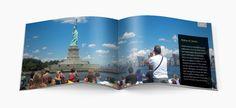 Bi-Fold Brochure Design | Graphic Design | Website Design | Travel Design