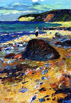 View Binz auf Rügen by Wassily Kandinsky on artnet. Browse upcoming and past auction lots by Wassily Kandinsky. Art Gallery, Art Works, Art Painting, Landscape Paintings, Art Photography, Art Appreciation, Abstract Art, Wassily Kandinsky, Art And Architecture