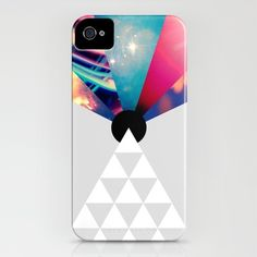 Communications iPhone Case by Carmen Maldonado - $35.00