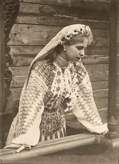 Romanian Princess. WOW! Looks so much like Sarah Charlotte Kadi