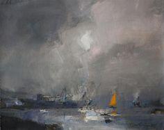 Landscape 15 by Sahin Karakoc $1,900