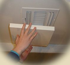Clear Linear Diffuser Amp Air Diverter 1800ceiling
