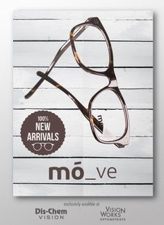 8fc1750480 Mo eyewear meets Vision Works Love Your Eyes ™