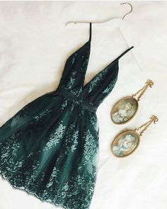 Green Homecoming Dresses,Spaghetti Straps Mini Prom Dresses,Dance Party Dress from Starry Girl Dress - Short dresses - Dark Green Homecoming Dress, Blue Homecoming Dresses, Hoco Dresses, Dance Dresses, Pretty Dresses, Sexy Dresses, Short Prom Dresses, Dress Prom, Short Green Dress
