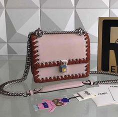 1ae5784555ea Fendi Kan I Mini Bag 100% Authentic 80% Off
