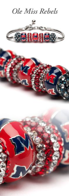 Ole Miss Jewelry | Ole Miss Rebels.  www.StoneArmory.com