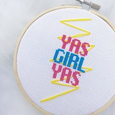 """82 Likes, 7 Comments - basicbitchstitch (@basicbitch_stitch) on Instagram: """"⚡️ Sold this pretty little one in honor of #internationalwomensday last week to donate to…"""""""
