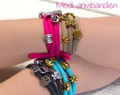 Modi armbanden|maak je eigen armband|DIY|