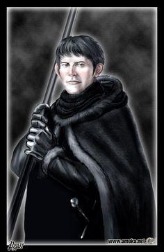 Pypar - Irmão Juramentado a Patrulha da Noite e grande amigo de Jon Snow