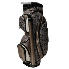 In the market for a new golf bag? Lori's Golf Shoppe offers a great selection of women's golf cart bags to compliment your game. Choose your golf bag online! Ladies Golf Clubs, Ladies Golf Bags, Best Golf Clubs, Golf Push Cart, Golf Carts, Golf Socks, Perfect Golf, Golf Accessories, Golf Fashion
