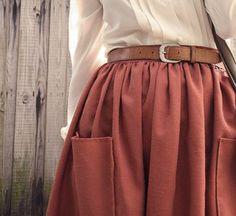 Muslim Fashion, Modest Fashion, Skirt Fashion, Fashion Dresses, Modest Outfits, Skirt Outfits, Cute Outfits, Victorian Fashion, Vintage Fashion