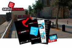 Grupo Actialia ha presentado sus servicios en Llagostera de diseño web, diseño gráfico, imprenta, rotulación y marketing digital. Para más información www.grupoactialia.com o 972.983.614