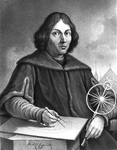 Do you have any astronomers in your family tree? On February 19, 1473, Nicolaus Copernicus was born in Torun, Poland.