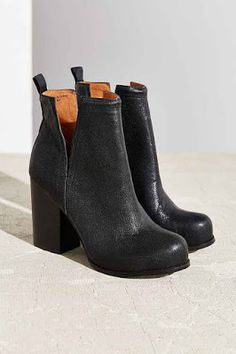 b937ffa7633c  anthrofave  New Arrival Shoes Shoes Boots Ankle, Black Heeled Ankle Boots,  Platform