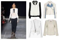 ¿Ya tienes tu prenda blanca para la temporada?