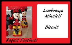 Faça sua festa!! Lembrança da Minnie Biscuit - Raquel Fontinele