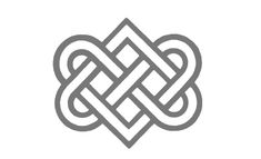 coolTop Meaningful tattoos ideas - Celtic symbol for eternal love Irish symbol of eternal love Celtic Patterns, Celtic Designs, Celtic Love Knot, Celtic Knots, Celtic Love Symbols, Celtic Knot Meanings, Ancient Symbols, Mayan Symbols, Norse Symbols